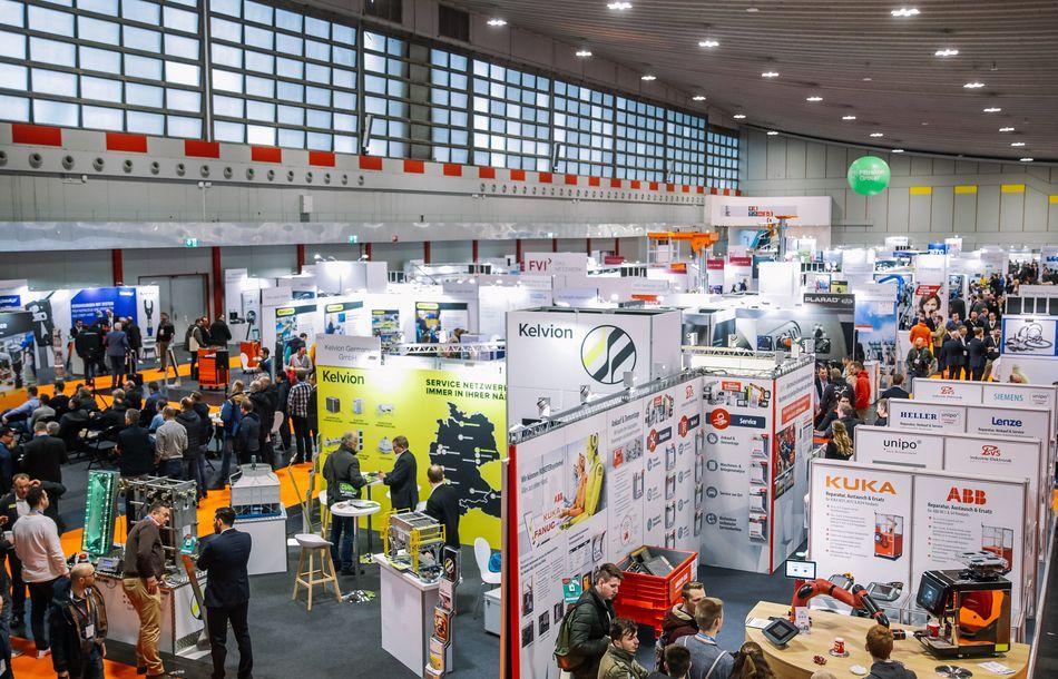 maintenance Dortmund 2020: Position als Leitmesse ausgebaut