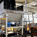 Millionen Liter Öl aus Schleifschlamm recycelt