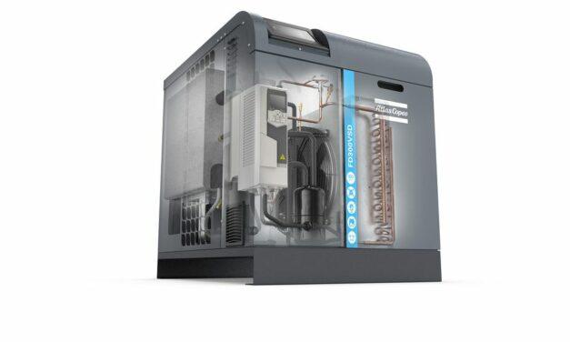 Energie sparen mit neuen Druckluft-Kältetrocknern
