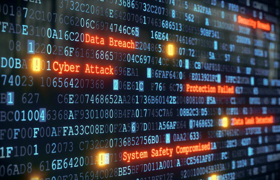 Tür für Cyberangriffe schließen