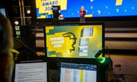 Trumpf Werkzeugmaschinen gewinnt Hermes Award 2020