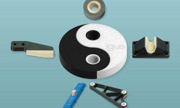 Hohe Designfreiheit mit 2-Komponenten-3D-Druck