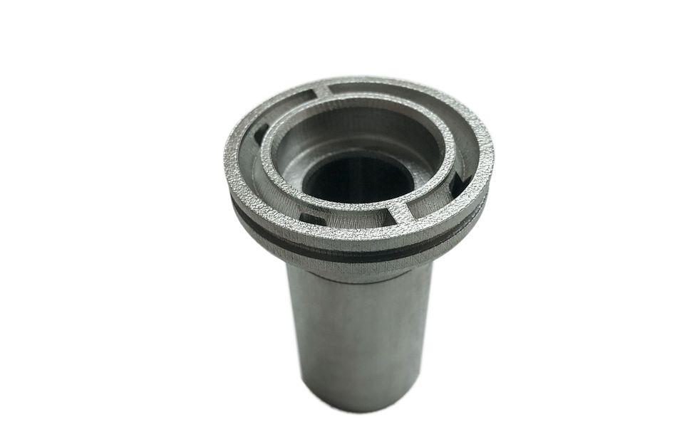 3D-Druck amorpher Metalle wird industrietauglich