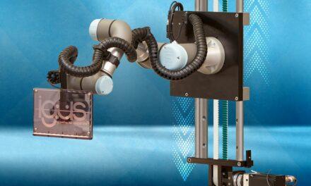 Größerer Aktionsradius für Roboter dank 7. Achse