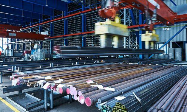 Eigenes Stahl- und Metalllager? Nicht nötig!