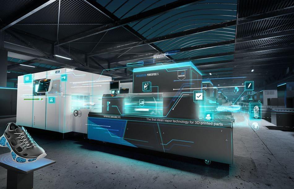 Siemens industrialisiert mit Partnern die additive Fertigung mit Polymeren