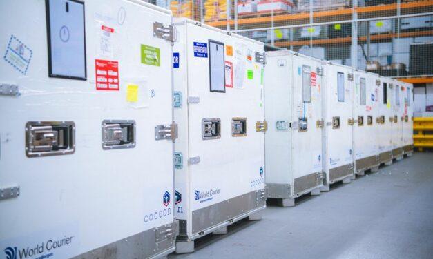 DELO erzielt hohe CO2-Einsparung mit High-Performance-Versandcontainern