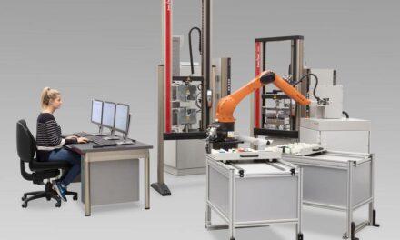 3D-Druck-Kunststoffproben automatisiert prüfen
