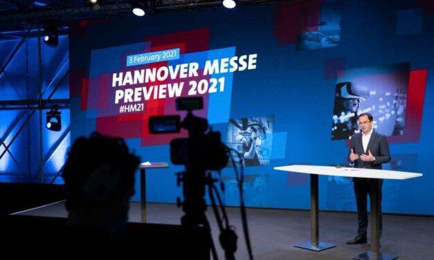Hannover Messe 2021 als Digital Edition