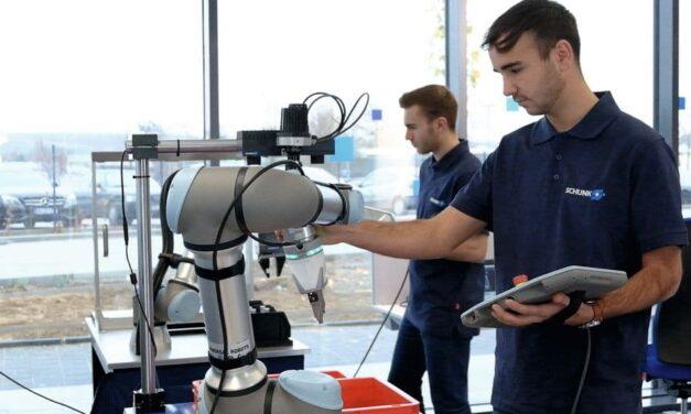 Neues Applikationszentrum für die Automationsplanung