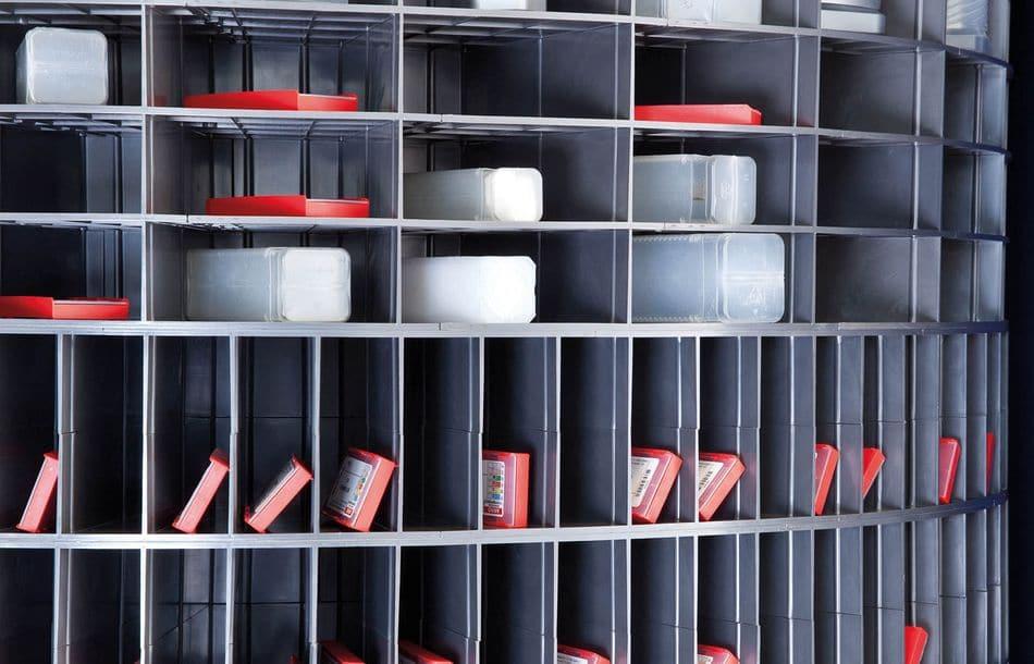 Toolmanagementsystem bringt Ordnung, Platz und Produktivität