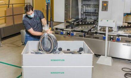 Mehrweg-Verpackungssystem für Großlager