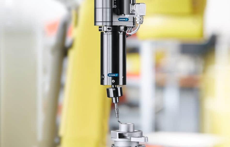 Mehr Effizienz durch automatisiertes Entgraten