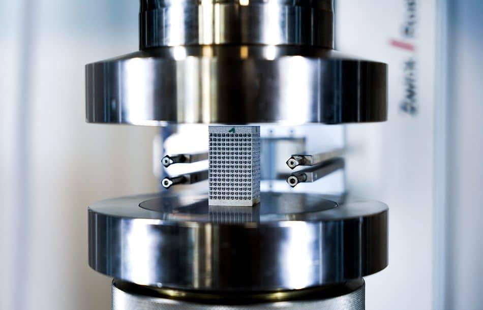 Universalprüfmaschinen für die additive Fertigung