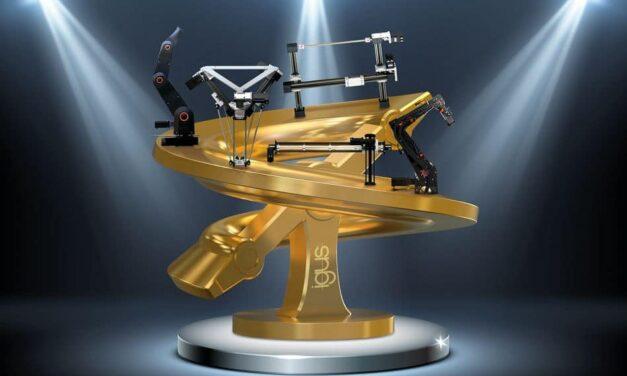 ROIBOT 2022: igus schreibt Robotik-Preis aus